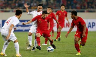 Vietnam Beruntung Kalahkan Indonesia
