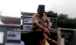 Viral Video Marahi Warga Cianjur, Ini Klarifikasi dari Prabowo
