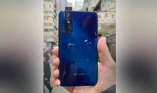 Vivo V15 Pro, Vivo kamera pop-up, Vivo V15 Pro bocoran