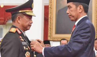 Voxpol: Elektabilitas Jokowi Naik, Jika Polri Berani Netral