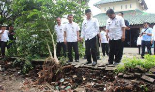 Wali Kota Malang Instruksikan Pembongkaran Bangunan Penyebab Banjir
