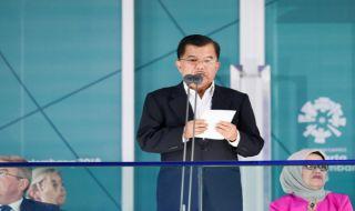 Asian Games 2018, Closing Ceremony, Jusuf Kalla