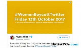 skandal pelecehan hollywood, Blokir Twitter, Alyssa Milano,