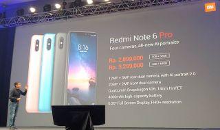 Steven Shi Xiaomi, Xiaomi Redmi Note 6 Pro, Xiaomi Mi 8 Lite,