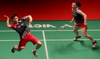 Indonesia Masters 2019, Yuta Watanabe/Arisa Higashino, bulu tangkis, Jepang