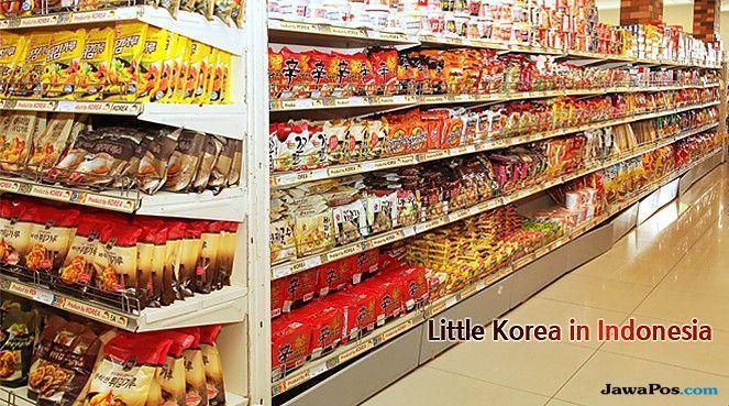 5 Supermarket Korea yang Wajib Dikunjungi 'K-Lovers' di Jakarta
