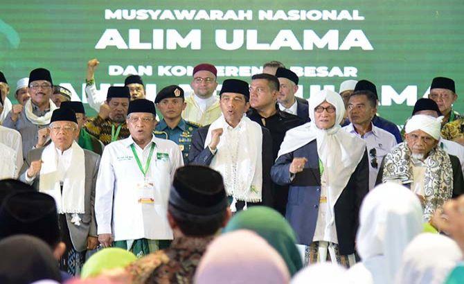 Ingatkan Nahdliyin agar Menjadi Umat Islam yang Tetap Indonesia