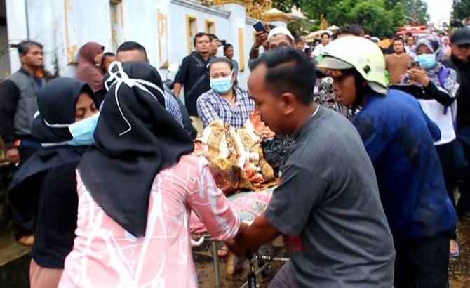 Kebakaran Panti Asuhan di Palembang, Bocah 4 Tahun Ditemukan Tewas