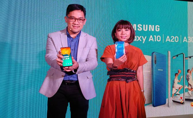 Samsung Resmikan Kehadiran Galaxy A50 dan Galaxy A30, Segini Harganya