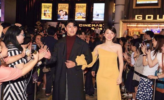Tayang di Indonesia, Friend Zone Film Box Office Thailand Wajib Tonton