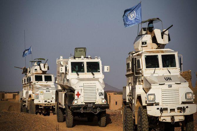 mali, pasukan penjaga perdamaian, serangan di mali,