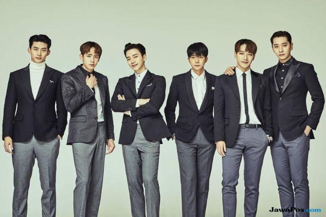 10 Tahun Berkarier, 2PM Kenang Masa Debut