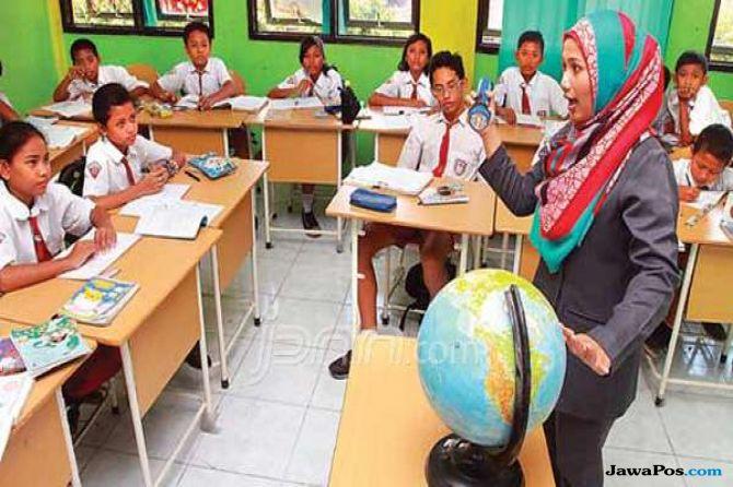 Guru Dengan Nilai UKG Tertinggi Dapat Insentif