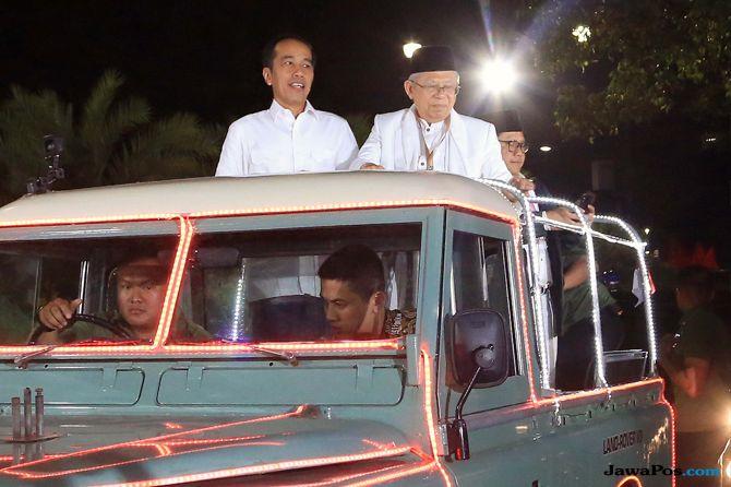 15 Menteri Jadi Tim Pemenangan Jokowi-Ma'ruf Amin