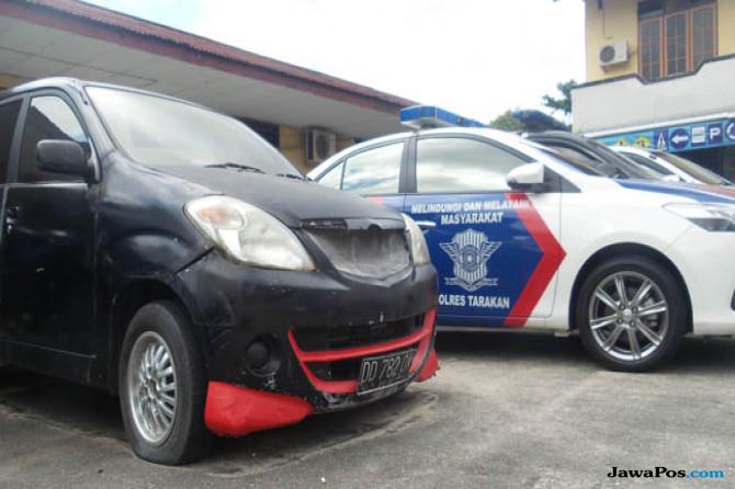 Amankan Mobil Bodong, Polisi Minta Bantuan Toyota