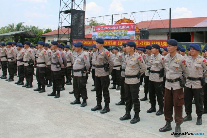 200 Personel Brimob Diterjunkan ke Palu