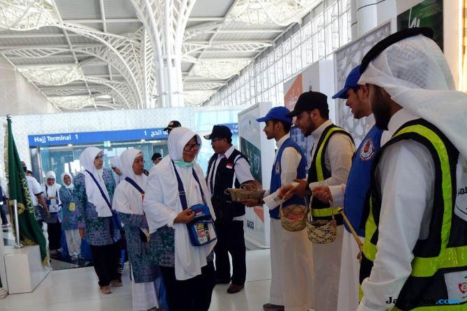 2019, Kemenag Terapkan Rekaman Biometrik untuk Seluruh Embarkasi