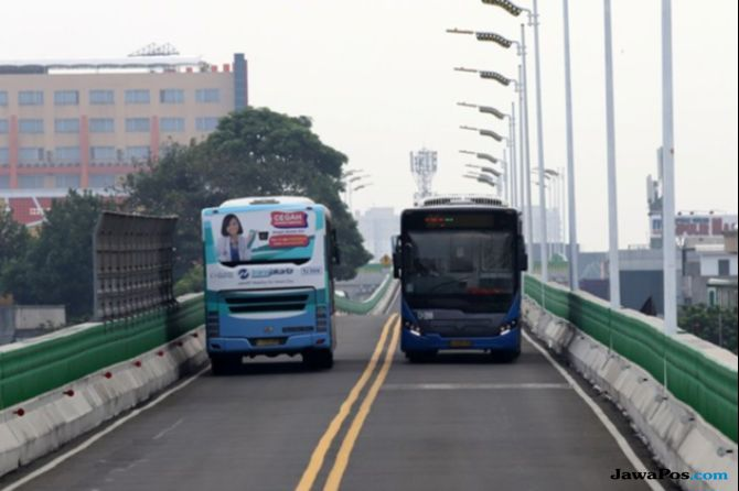 270 Bus Ramah Difabel Siap Fasilitasi Atlet Asian Para Games