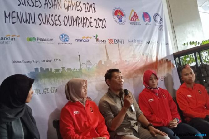 3 Atlet Panjat Tebing Peraih Emas Asian Games Ikuti Turnamen di China