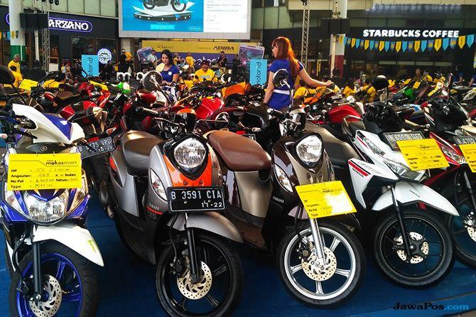 3 Faktor Penyebab Pasar Motor Bekas Meriah di Indonesia