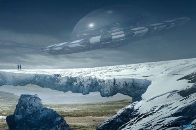 300 Anak Saksikan Penampakan UFO