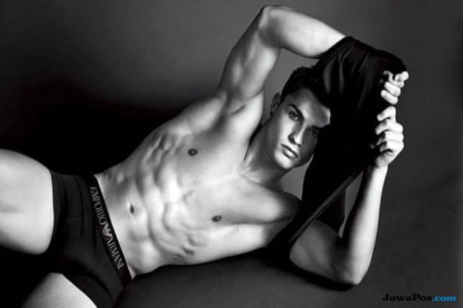 Cristiano Ronaldo Jadi Inspirasi Film Porno
