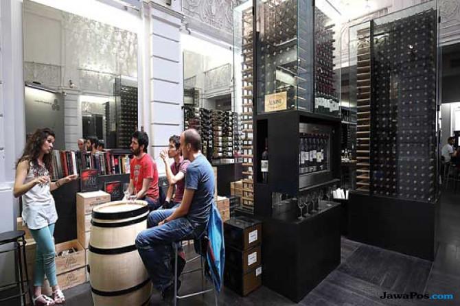 Belajar Mengenal Wine di Galeri Max Bordeaux