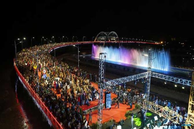 Jembatan Suroboyo, Ikon Baru Kota Pahlawan