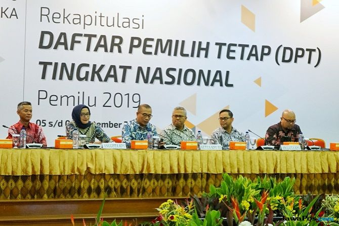 4 Sekjen Partai Pendukung Prabowo-Sandi Protes Soal DPT