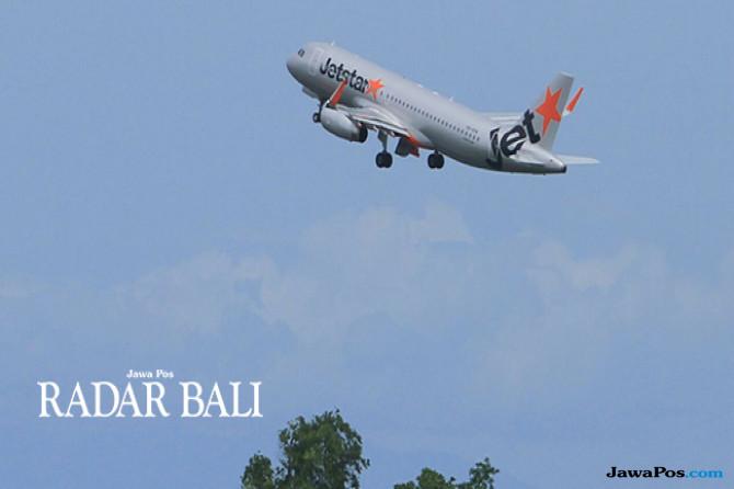 Berkelahi Di Pesawat 5 Penumpang Jetstar Dipaksa Turun