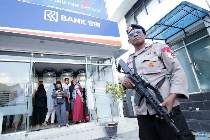 45 Ditangkap, Polisi Kejar Otak Penjarahan di Kota Palu