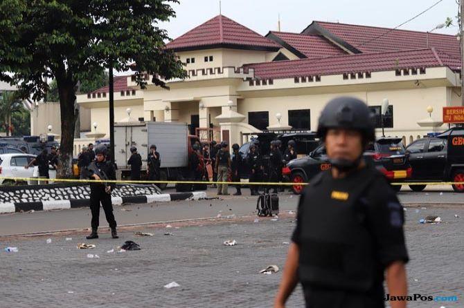 5 Anggota Polri Jadi Korban Teroris, Mereka 'Dieksekusi' dengan Keji