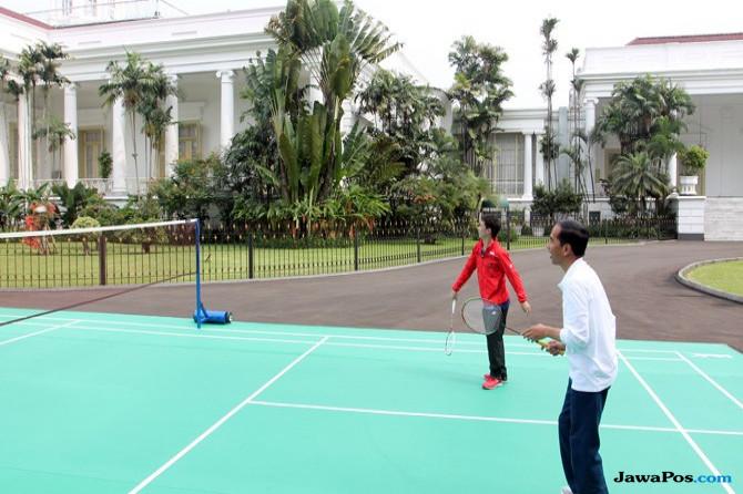 5 Hewan Ini Jadi Mainan Unik Presiden Jokowi di kala Santai