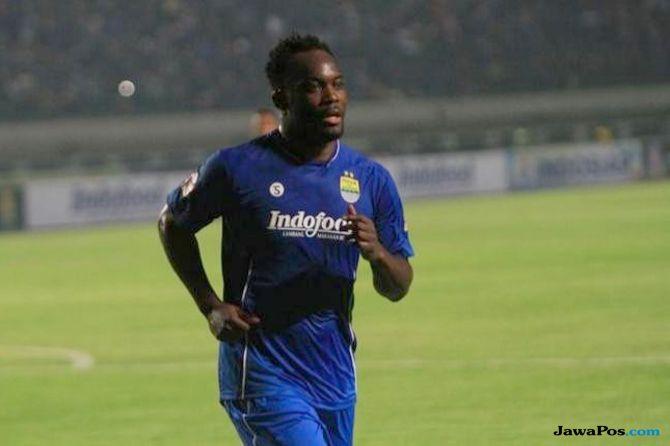 Bursa transfer pemain, Persib Bandung, Michael Essien