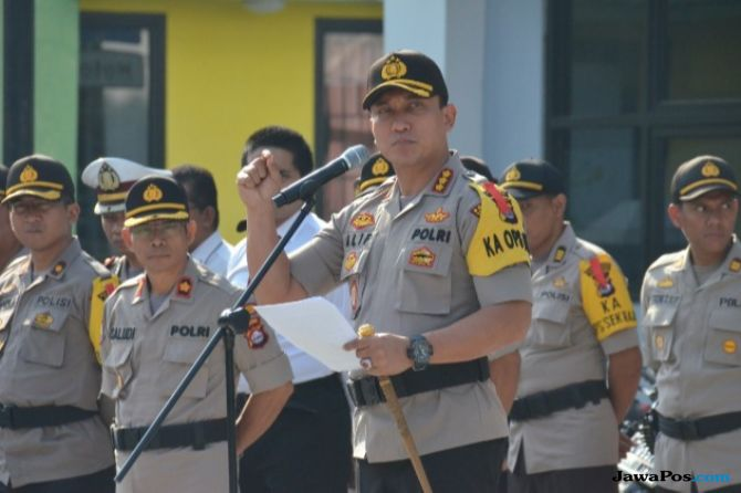 6 Polisi Ini Dipecat Polresta Tangerang, Mengapa?