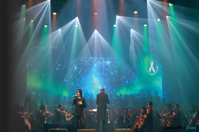 Simfoni Indah untuk Konser Amal