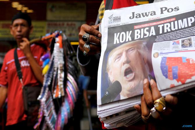 Ekonomi Indonesia Pasca Pilpres AS