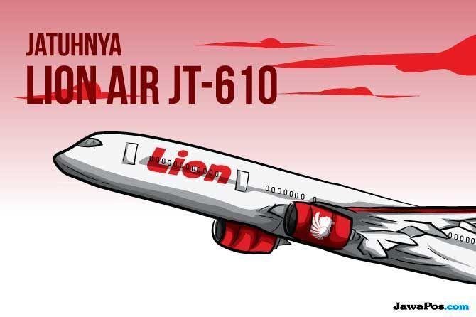 7 Korban Lion Air Asal Sumsel Belum Ada yang Teridentifikasi