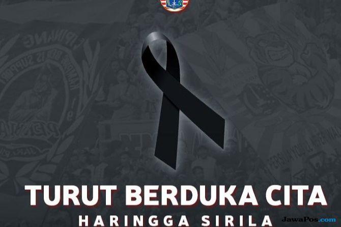 Persija Jakarta, Haringga Sirla, The Jakmania, Jakmania Meninggal di GBLA,