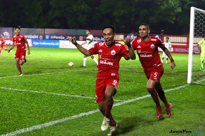 Persija Jakarta, Madura United, Liga 1 2018, Stefano Cugurra Teco, Teco