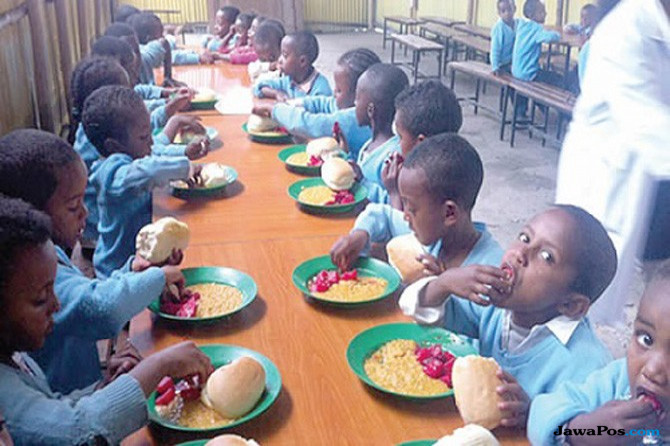 8 Upaya Dunia Tuntaskan Masalah Kelaparan dan Rawan Pangan