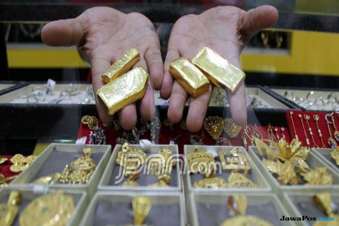 Investasi Emas Batangan Bisa Nyicil Rp5000 Di Pegadaian