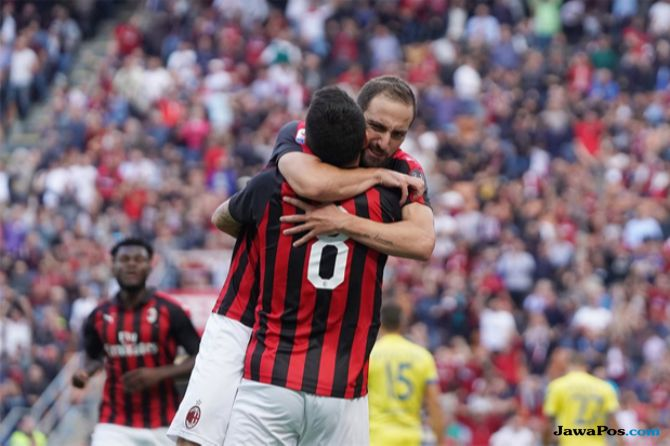 Serie A 2018-2019, Liga Italia, AC Milan
