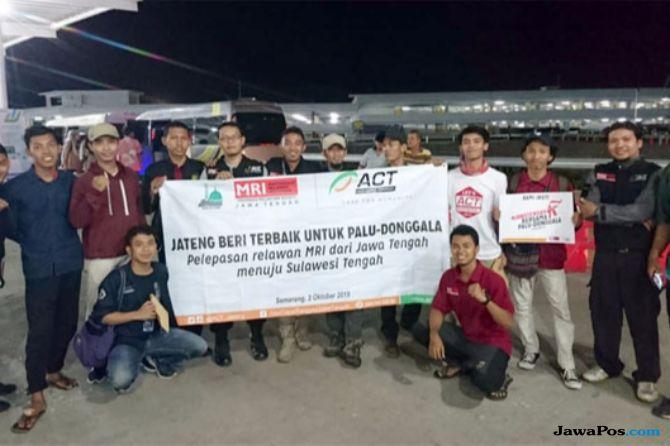 Relawan ACT Jateng