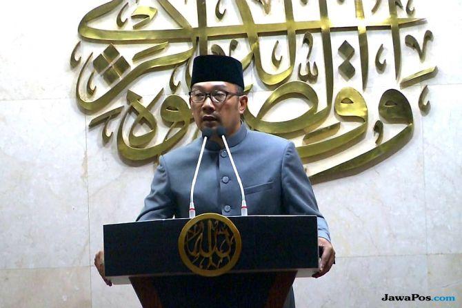 Ada Isu Pungli di Gedung Creativ Hub, Ridwan Kamil Meradang