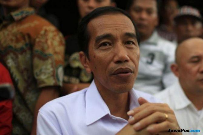 Ada Pemilu, Jokowi: Masyarakat Jangan Mau Diaduk-aduk Politikus