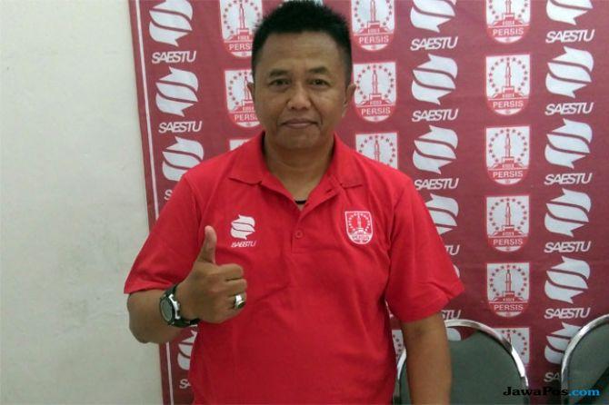 Agus Yuwono, Pelatih Persis Baru