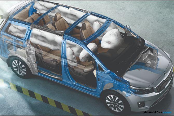 AHSS Dipadu HSS: Perisai Utama Keamanan Kabin Kia Grand Sedona Diesel