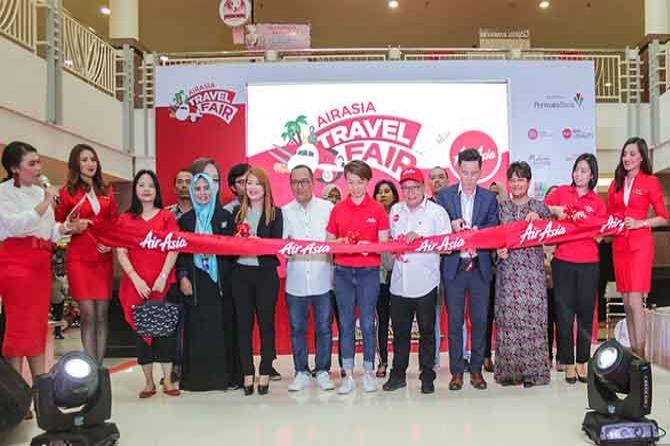 CMPP AirAsia Tawarkan Diskon Tiket 20 Persen