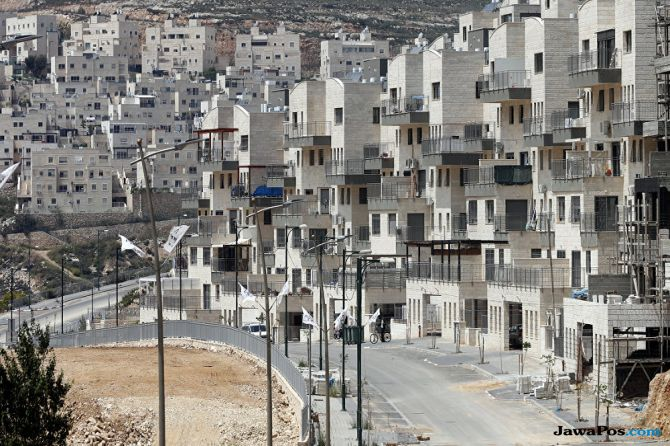 Airbnb, Airbnb tutup penginapan di tepi barat, tepi barat, israel, palestina,